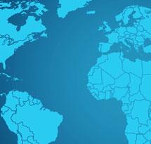 Euroeste no Mundo